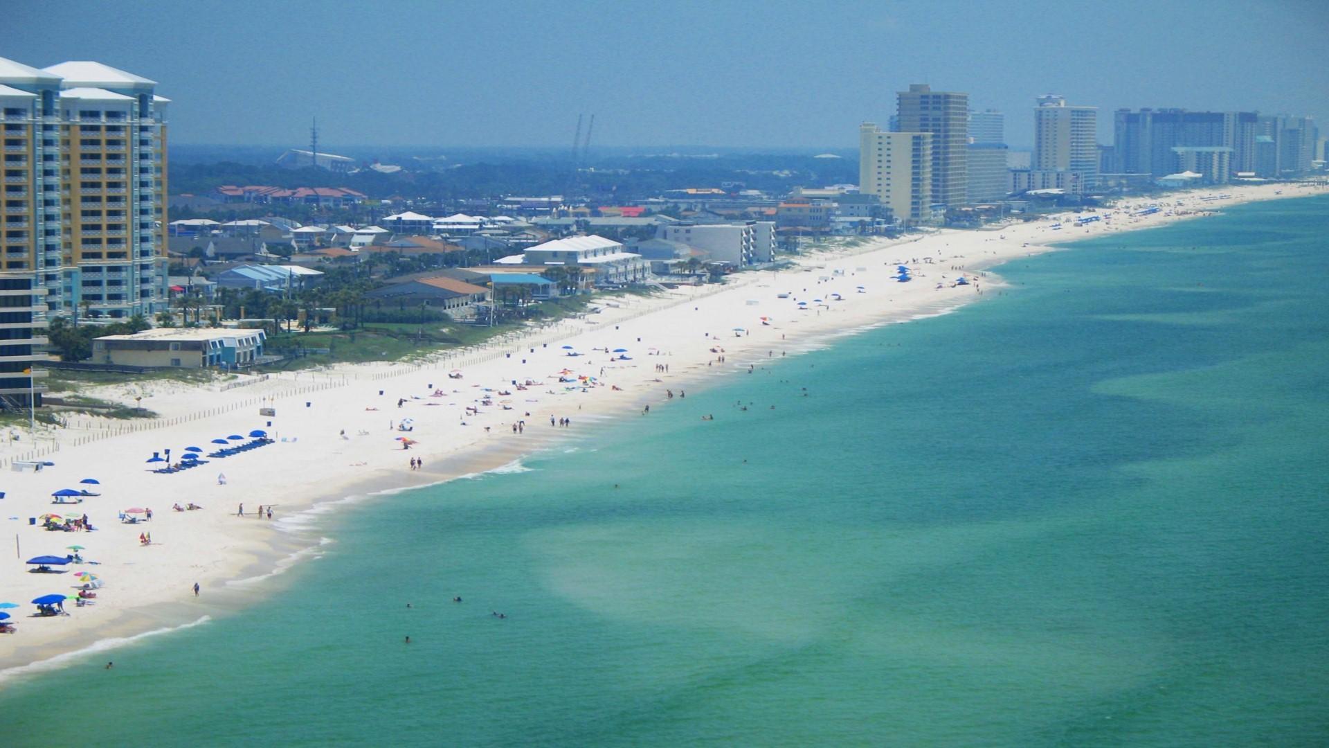 Panama City Beach Fl  Weather