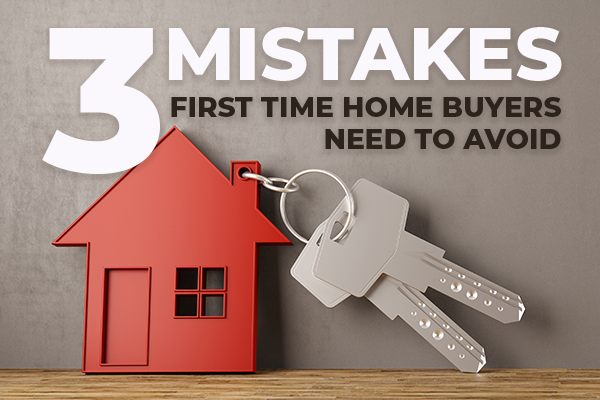 First time home buyers need to avoid these mistakes when starting their property search in Panama City or Panama City Beach, Florida.
